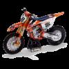 Kép 1/3 - KTM 450SX-F Tony Cairoli #222 Makett (1:12)