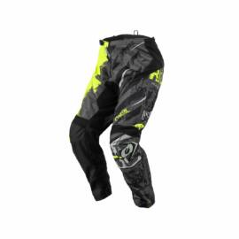 Oneal Element Ride Gyerek Motocross Nadrág (Black-Neon)