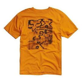 Fox Boys Problem Unsolved Gyerek Póló (Narancssárga)