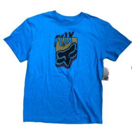 Fox Boys Only Dedicate Gyerek Póló (Electric blue)