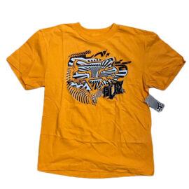 Fox Boys Only Jay Ray Gyerek Póló (orange)