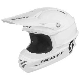 Scott 350 PRO ECE Motocross Bukósisak (Fehér)