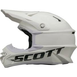 Scott 350 PRO White MX Bukósisak (Fehér)