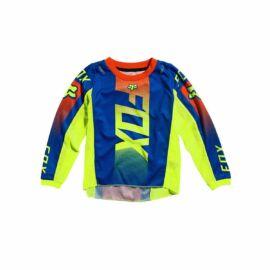 Fox Racing 180 Oktiv Kisgyerek MX Mez (Kék)