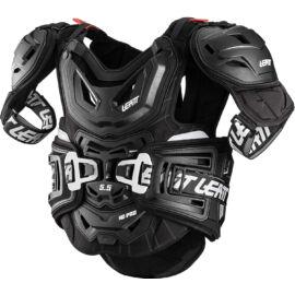 Leatt 5.5 Pro HD Motocross Páncél (Fekete)