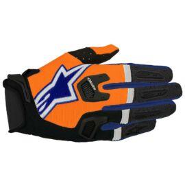 Alpinestars Racefend Motocross Kesztyű (Orange)