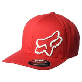 Fox Flexfit Flex 45 Baseball Sapka (DRK-RED)