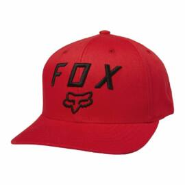 Fox Legacy Moth 110 Snapback Baseball Sapka (Piros)