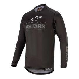 Alpinestars Racer Graphite Cross Mez (fekete-sötétszürke)