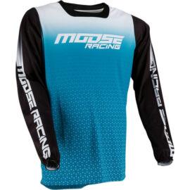 Moose Racing M1 Motocross Mez (Kék-fekete)