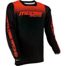 Moose Racing M1 Motocross Mez (Narancs-fekete)