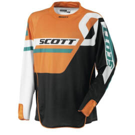 Scott 450 Track Motocross Mez (fekete-orange)