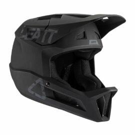 Leatt Brace DBX 1.0 DH MTB Bukósisak (Fekete)