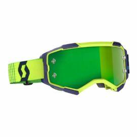 Scott Fury Motocross Szemüveg (kék-sárga)