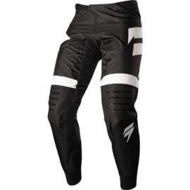 Shift 3lack Strike Motocross Nadrág (Fekete-fehér)