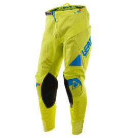 Leatt GPX 4.5 Motocross Nadrág (Lime-kék)