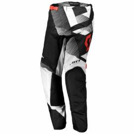 Scott 350 Dirt Motocross Nadrág (Fekete-fehér)