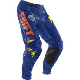 Shift Faction Slate Motocross Nadrág (kék-narancs)