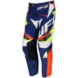 Ufo Element Motocross Nadrág (Kék-fluo sárga)