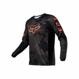 Fox 180 TREV Gyerek Motocross Mez (Black-Camo)