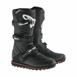 Alpinestars TECH-T Trial Motoros Csizma (Fekete)