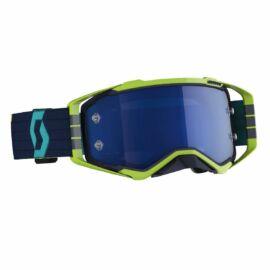 Scott Prospect Motocross Szemüveg (Kék-fluo)