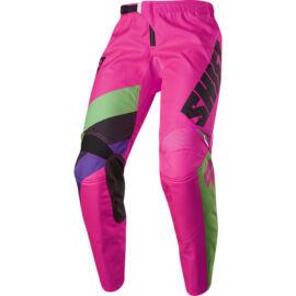 Shift Whit3 Tarmac Motocross Nadrág (Fekete-pink)
