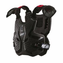 Leatt 3.5 PRO Motocross Páncél (Fekete)