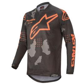 Alpinestars Racer Tactical Motocross Mez (Orange-camo)