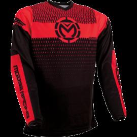 Moose Racing Qualifier Motocross Mez (piros-fekete)