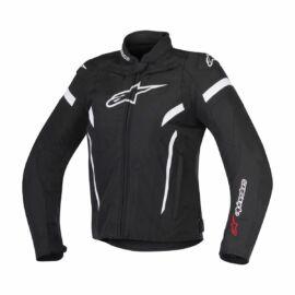 Alpinestars Stella T-GP Plus R V2 Motoros Kabát (Fekete-Fehér)