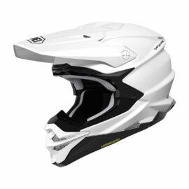 Shoei VFX-WR Motocross Bukósisak (Fehér)