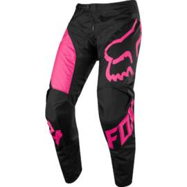 Fox 180 Mastar Motocross Nadrág (Fekete-Pink)