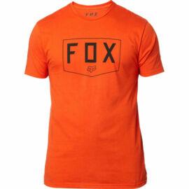 Fox Shield SS Rövid Ujjú Póló (orange)