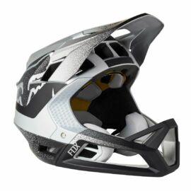 Fox MTB Proframe Vapor Bukósisak (Silver-Black)