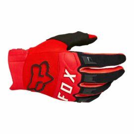 Fox Dirtpaw MX22 Motocross Kesztyű (Piros)