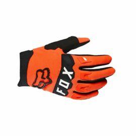 Fox Dirtpaw Gyerek MX Kesztyű (Narancs)