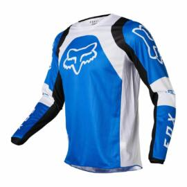 Fox Racing 180 LUX Motocross Mez (Kék)