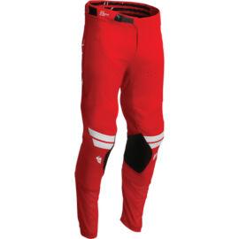 Thor Prime Hero Motocross Nadrág (Piros-fehér)