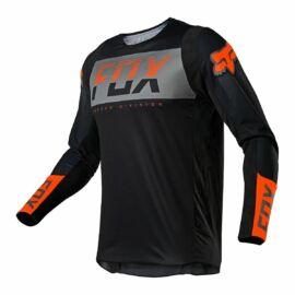 Fox Racing 360 Afterburn MX Mez (Fekete-Narancs)