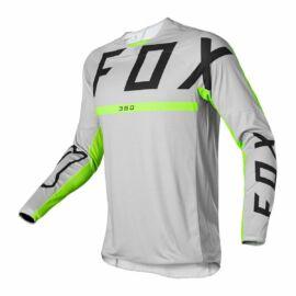 Fox Racing 360 Merz MX Mez (Acélszürke)