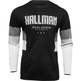 Thor Hallman Differ Draft MX Mez (Fekete-Fehér)