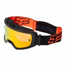 Fox Main Stray MX Szemüveg (Narancs Tükrös)