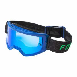 Fox Main Peril MX Szemüveg (Kék Tükrös)
