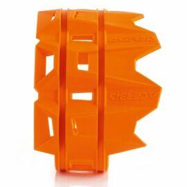 Acerbis Kipufogó Védő (Narancssárga)