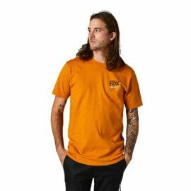 Fox Pushin Dirt Premium Póló