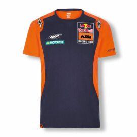 Red Bull KTM Official Teamline Póló (Navy-Orange)