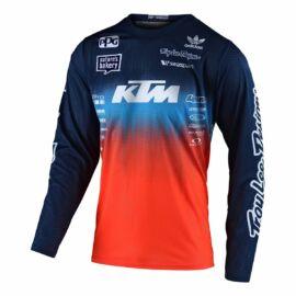 TLD GP AIR Stain'D Team KTM MX Mez (Navy-orange)