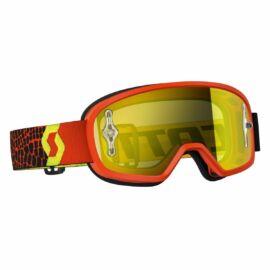 Scott Buzz MX Gyerek Szemüveg (Fluo-sárga)