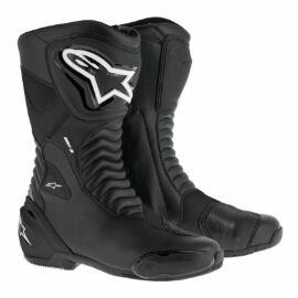 Alpinestars S-MX S Special Edition Motoros Csizma (Fekete)